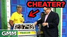 Game Show Game Amazing Game Show Cheaters Youtube