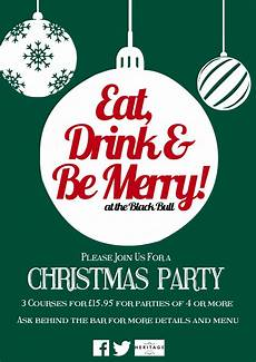 Chrismas Posters Personal Work Christmas And New Year Pub Posters