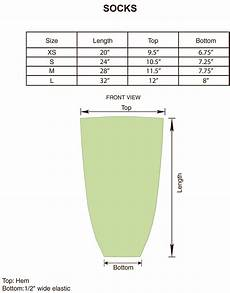 Reebok Hockey Socks Size Chart Size Charts For Products Projoy Sportswears And Apparel