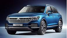 Touareg Vw 2019 by 2019 Volkswagen Touareg Goes Official