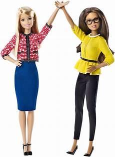 Barbie Jobs Barbie Careers Presidential Dolls 2 Pack