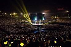 Dome Arena Light Show Yellow Ocean Big Bang Amino Amino