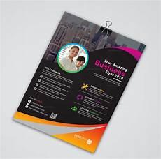 Creative Flyer Design Templates Caracas Creative Business Flyer Design Template 001638