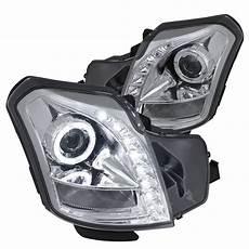 2006 Cadillac Cts Led Lights Spec D Tuning 2003 2007 Cadillac Cts Smd Led Halo