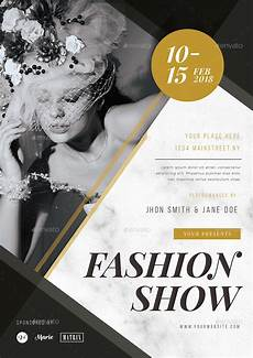 Fashion Show Flyers Fashion Show Flyer By Vynetta Graphicriver