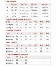 Yokkao Size Chart Yokkao Shorts Carbonfit Monster Muay Thai Store