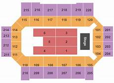 World Arena Detailed Seating Chart Concert Venues In Colorado Springs Co Concertfix Com