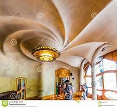 interno casa interno della casa batllo fotografia editoriale immagine