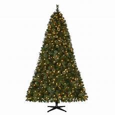 Martha Stewart Living Christmas Tree Lights Martha Stewart Living 7 5 Ft Pre Lit Led Alexander Pine