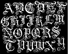 Lettering Font Style Graffiti Art 5 Free Different Alphabet Fonts Pictures