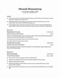 Traditional Resume Templates Traditional Elegance Google Docs Resume Template Resume