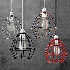 Light Bulb Shades Vintage Industrial Style Metal Cage Wire Frame Ceiling