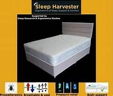 luxury pocket sprung mattress memory foam soft 3ft 4ft
