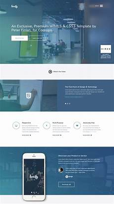 Single Page Website Templates 70 Best One Page Website Templates Free Amp Premium