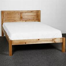 solid pine bed frame 5ft king size all sizes available