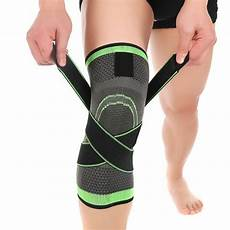 style trend boutique knee sleeve 3d pressurized knee support compression sleeve style