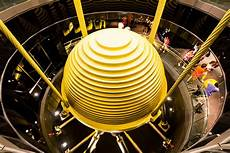 Tuned Mass Dampers Burj Khalifa Eye For Engineering