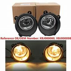 Discovery 1 Fog Lights 1 Pair 55w Fog Lights For Land Range Rover Discovery 03
