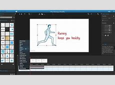 How to create animation with the new animation software