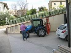 cabina trattore landini trattore landini mistral 45 dt completo di cabina e fork lift