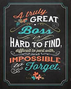 What Makes A Great Supervisor A Great Boss Is Hard To Find Quote Instant Download