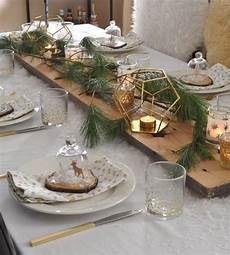 kitchen table setting ideas rustic and snowy table setting ideas