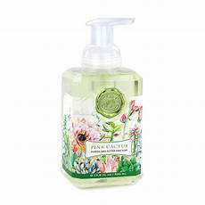 Michel Design Soap Foaming Hand Soap By Michel Design Works Pink Cactus