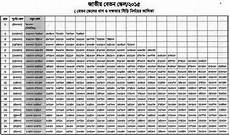 New Scale Chart Salary Structure Approved On Sep 7 2015 Pay Scale 2015 Bd
