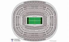 Washington Redskins Seating Chart Fedex Field Washington Redskins Home Schedule 2019 Amp Seating Chart