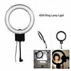 Diva Ring Light For Iphone Studio 40w 5400k Daylight Fluorescent Diva Ring Light Lamp