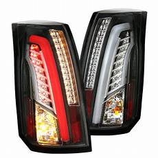 2006 Cadillac Cts Led Lights Spec D Tuning For 2003 2007 Cadillac Cts Black Clear Led