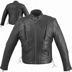 coats motorcycle solid genuine cowhide leather motorcycle cruiser jacket