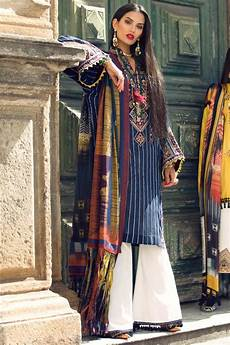 2018 Designer Collection Elan Lawn Spring Summer Collection 2018 Luxury Designer