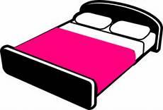 bed clip at clker vector clip
