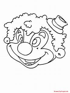 lustige ausmalbilder clowns ausmalbilder
