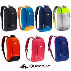 Small Light Hiking Backpack Backpack 10l Small Light Hiking Comfortable Unisex Quechua