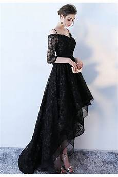 sleeve cocktail dress audiophile sweetheart cap sleeve glamorous black lace prom dresses