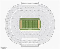 Tennessee Volunteers Stadium Seating Chart Neyland Stadium Seating Charts Amp Views Games Answers