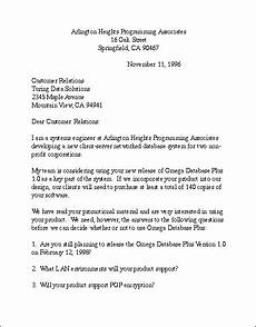 Inquiry Letter Template Assignment 2 Fajrihelmy