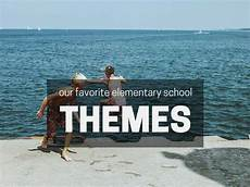 School Year Themes For Elementary School 5 Of Our Favorite Elementary School Yearbook Themes