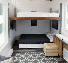 white diy elevator bed for tiny house diy projects