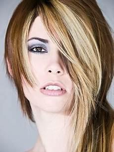 frisuren asymmetrisch mittellang choppy layered hairstyles fashion designer quot