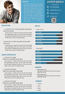 Resume English Template Resume Template In English