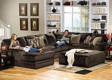 3 sectional with rsf section by jackson furniture