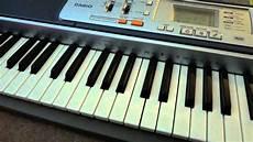 Ck Lighting Casio Ck 110 Key Lighting Keyboard Mts Youtube