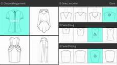 Clothing Design App For Ipad Fashion Design Flat Sketch Android Apps On Google Play