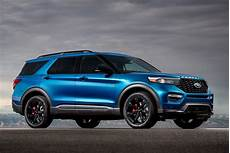 2020 Ford Explorer Linkedin by 2020 Ford Explorer St Most Powerful Explorer