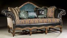 decor home furniture high style furniture tooled leather sofa luxury home