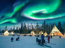 Northern Lights Montana 2018 This Is How And Where To See The Northern Lights In 2018