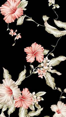 black floral wallpaper for iphone floral wallpaper floral wallpaper iphone iphone